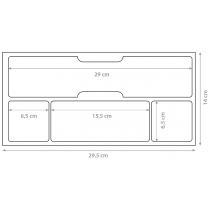 Dorsal 15x42cm